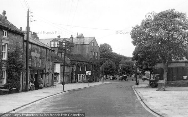 Photo of Allendale, Main Road c1955, ref. A102061