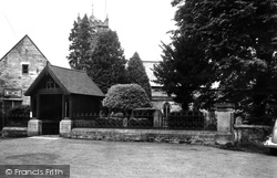 Allendale, St Cuthbert's Church c.1950