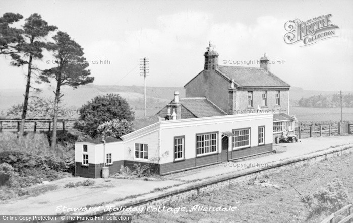Photo of Allendale, Staward Holiday Cottage c.1950