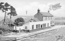 Allendale, Staward Holiday Cottage c.1950