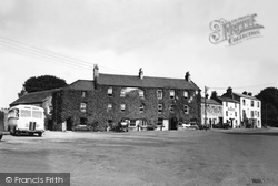 Allendale, The Dale Hotel And Square c.1955
