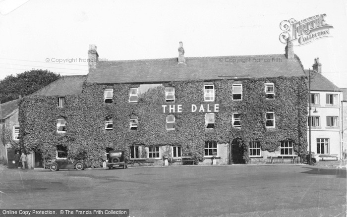 Photo of Allendale, The Dale Hotel c.1955