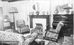 Allendale, The Lounge, Wide Eals c.1955