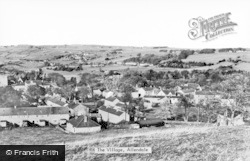 Allendale, The Village c.1950
