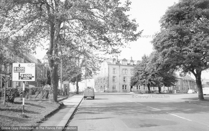 Photo of Allendale, The Village c.1960