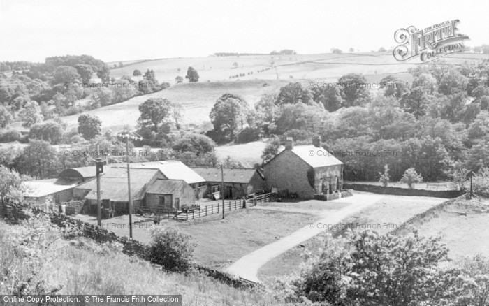 Photo of Allendale, Wide Eals Farm 1955