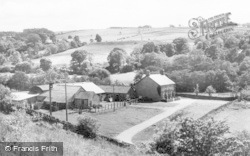 Allendale, Wide Eals Farm 1955