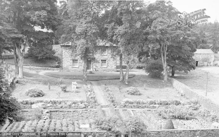 Photo of Allenheads, Allen Lodge c.1955