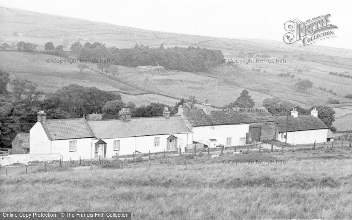 Photo of Allenheads, Fell View c.1965