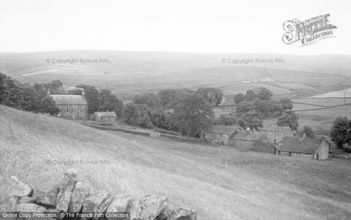 Photo of Allenheads, Peasmeadows c.1965