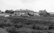 Allenheads, Slag Hill Cottages c1965
