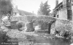 Allerford, Bridge 1901