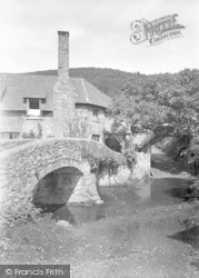 Allerford, Bridge 1931