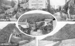 Allerford, Composite c.1955