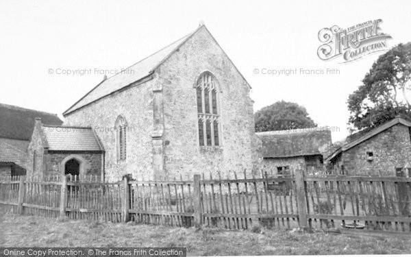 Photo of Allerford, The Lynch Chapel Of Ease c.1955
