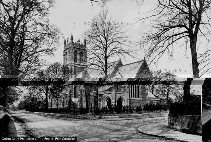 Allerton, The Church c.1872