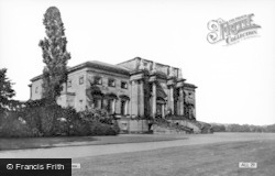Allestree, Kedleston Hall c.1960