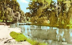 Markeaton Park c.1960, Allestree