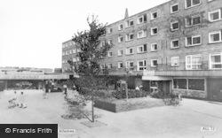 Shopping Centre c.1960, Allestree