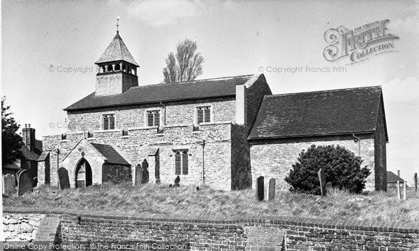 Photo of Allhallows, All Saints Church c.1950