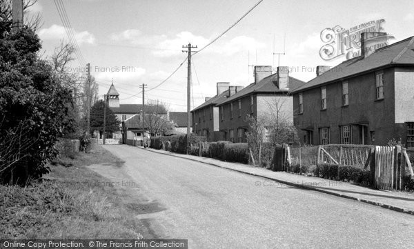 Photo of Allhallows, Beatty Cottages c.1955