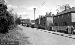 Allhallows, Beatty Cottages c.1955