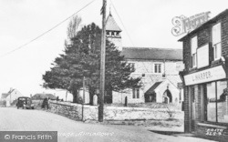 Allhallows, The Village c.1955