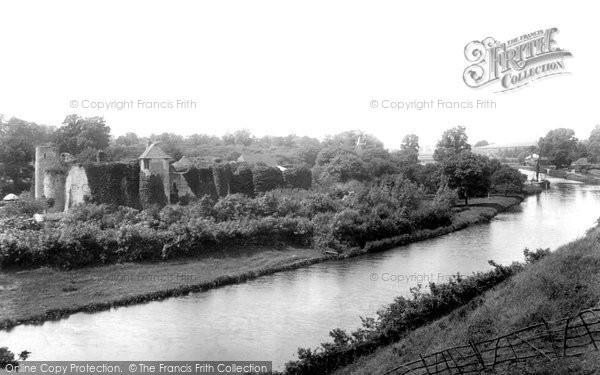 Photo of Allington, Allington Castle 1898