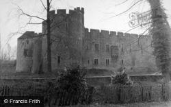 Allington, Castle 1954