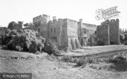 Allington, Castle c.1955