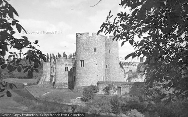 Photo of Allington, Castle c.1955