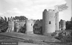 Allington, Castle, The Penchester Wing c.1955