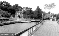 Allington, Locks c.1965