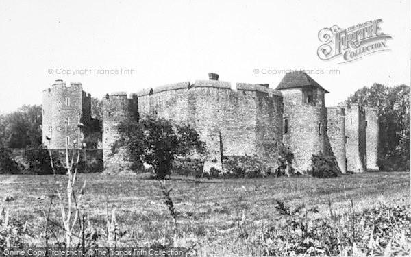 Photo of Allington, The Castle c.1955