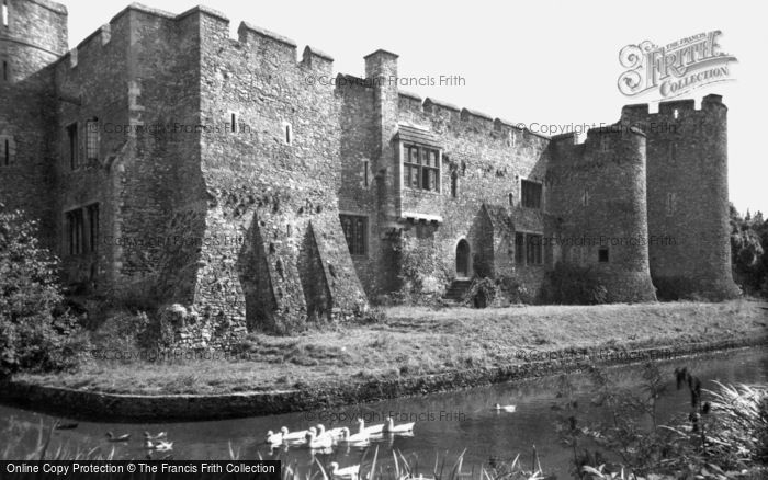 Photo of Allington, The Castle c.1965