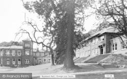 Allithwaite, Boarbank Hall c.1960