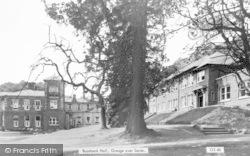 Boarbank Hall c.1960, Allithwaite