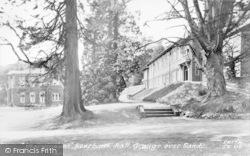 Boarbank Hall, Marymount c.1960, Allithwaite