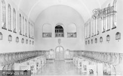 Allithwaite, Boarbank Hall, Nuns' Choir And Tribune c.1965