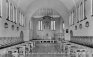 Allithwaite, Boarbank Hall, Sanctuary And Nuns' Choir c.1965