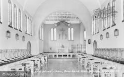 Boarbank Hall, Sanctuary And Nuns' Choir c.1965, Allithwaite