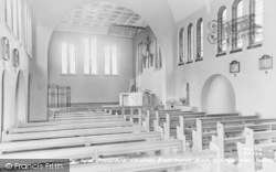 Allithwaite, Boarbank Hall, Sanctuary And Seculars' Chapel c.1965