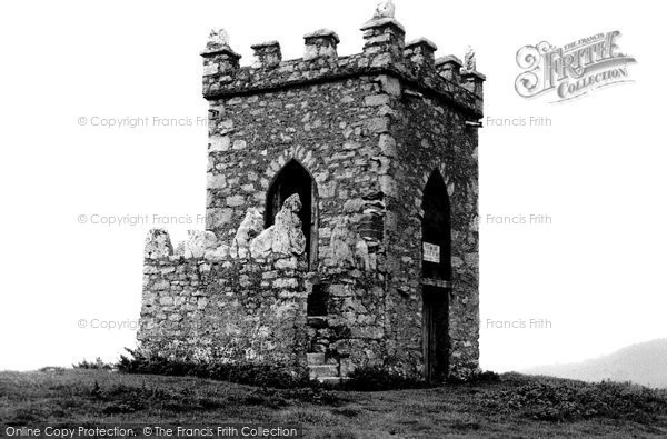 Photo of Allithwaite, Kirkhead Tower c.1955