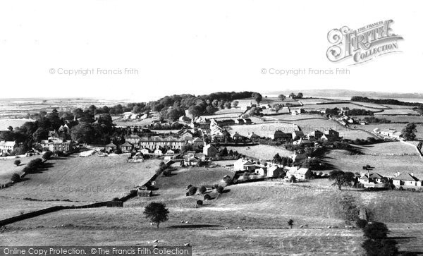Photo of Allithwaite, Templand c.1960