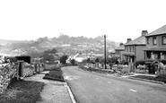 Allithwaite, The Village c.1955
