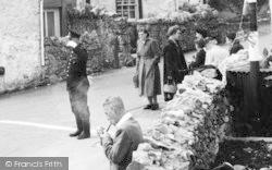 Villagers 1953, Allithwaite