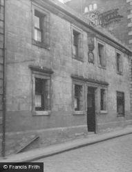 Alloa, 25 Kirkgate 1953