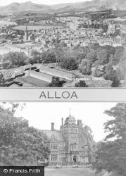 Alloa, Composite c.1950