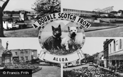 Alloa, Composite c.1960