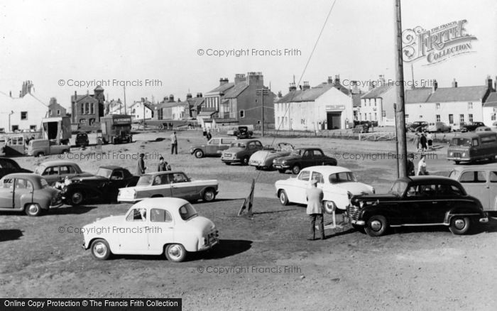 Photo of Allonby, Centre Of The Village c.1960